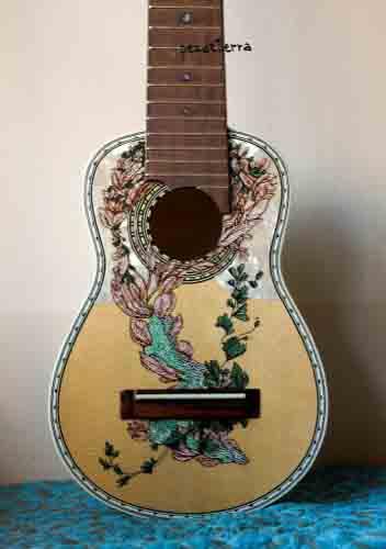 Ink-Illustrated-Guitars-by-Artist-Pez-De-Tierra-4