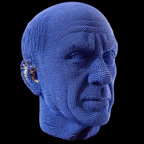 Спичечные скульптуры Дэвида Мака 3