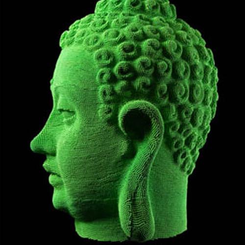 Спичечные скульптуры Дэвида Мака 5