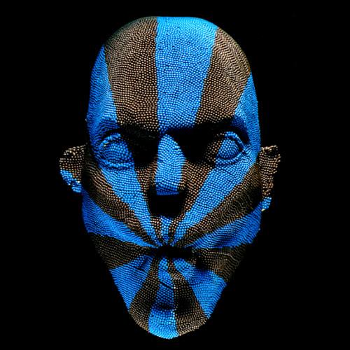 Спичечные скульптуры Дэвида Мака 7
