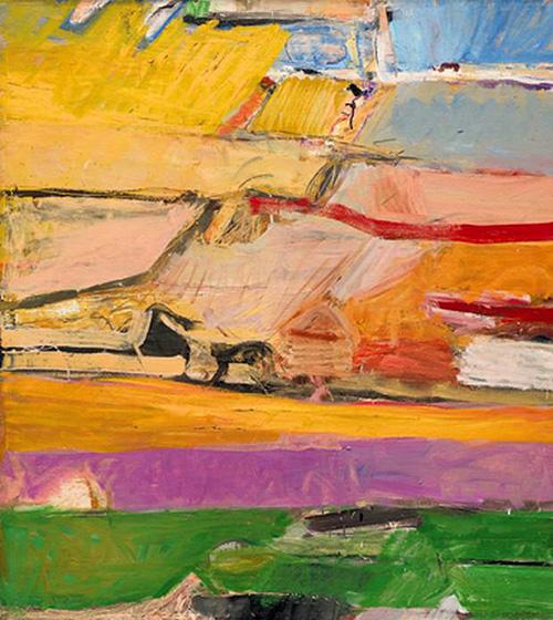 Ричард Деберкорн, Berekeley, No. 52 (1955)