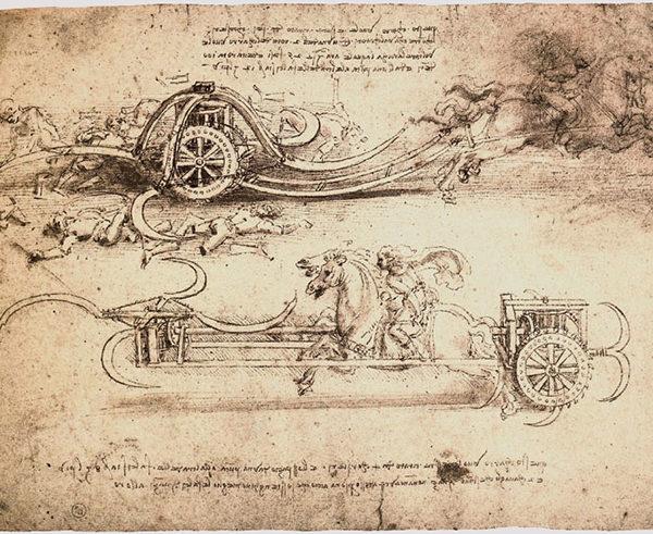 Леонардо да Винчи 1