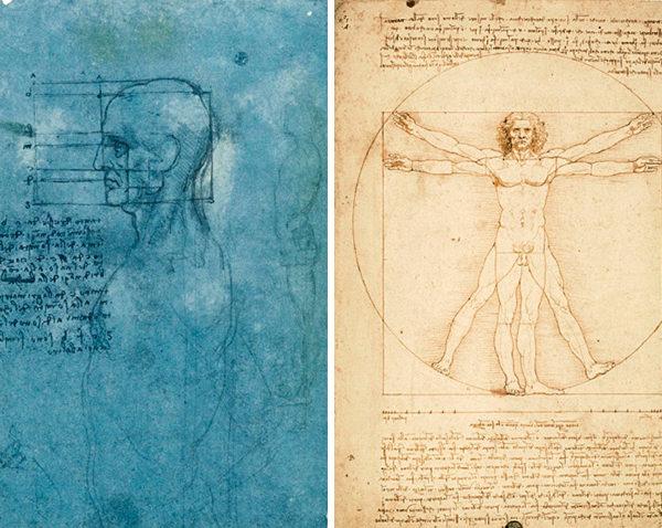 Леонардо да Винчи 5