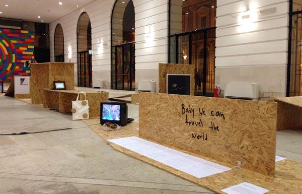 """Часть экспозиции """"Display Mediating Landscape"""" может внешне быть непохожей на произведения искусства"""