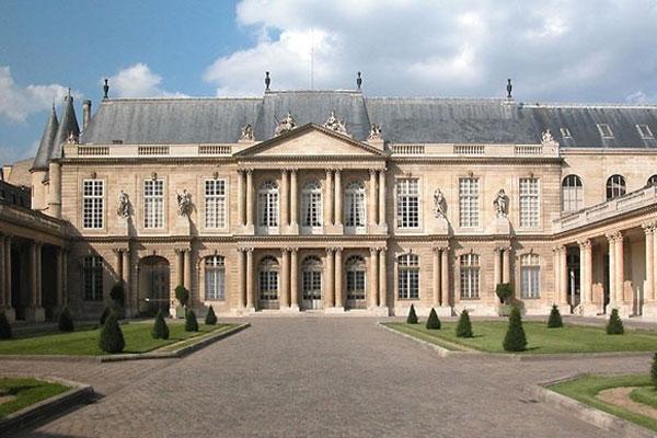 музей, пикассо, париж