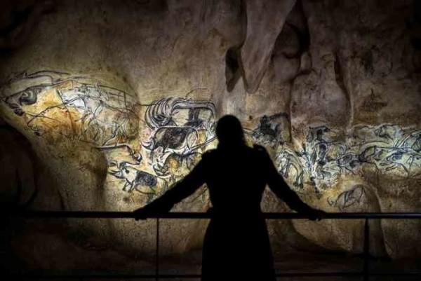 В пещере Шове 2