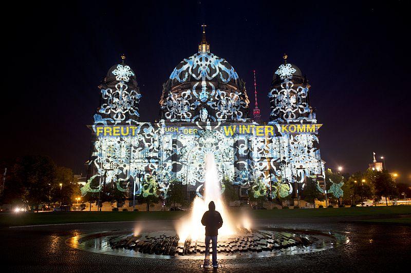 Украинская пчела победила на Фестивале света в Берлине
