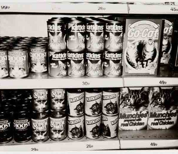 Catfood by Warhol