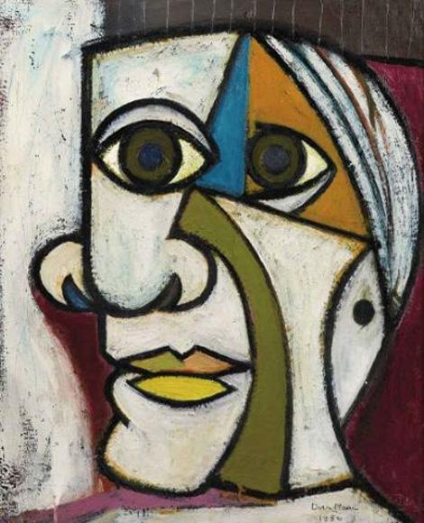 """Пабло Пикассо """"Дора Маар"""""""