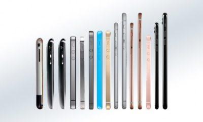 эволюция айфона