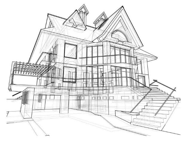 проект дома архитектура