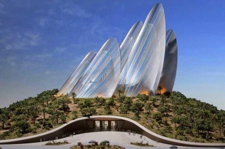 Новый музей в Эмиратах - культурное обогащение региона.